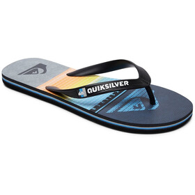 Quiksilver Molokai Highline Slab Men Sandals black/grey/blue